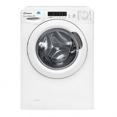 Masina de spalat cu uscator CANDY CSW 485D-S, 8kg spalare, 5kg uscare, 1400 rpm, A, alb