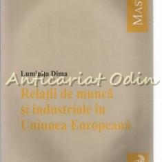 Relatii De Munca Si Industriale In Uniunea Europeana - Luminita Dima
