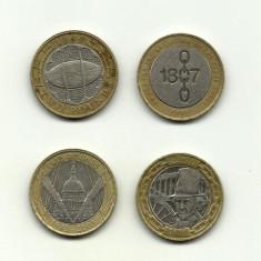 Anglia/MareaBritanie -Monede de 2 Pounds diversi ani- se vand la bucata