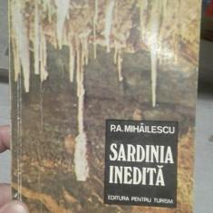 Sardinia inedita – P.A. Mihailescu