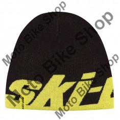 MBS Caciula BRP Ski-Doo, reversibila, negru/galben, marime universala, Cod Produs: 4475400096SK