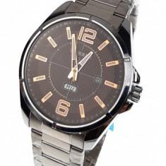 Ceas de mana barbati elegant - Curren - M8271AURSILVER