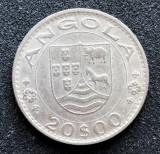 x310 Angola 20 escudos 1971