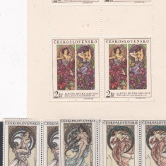 Cehoslovacia Michel  1884 - 1887 catalog 46e
