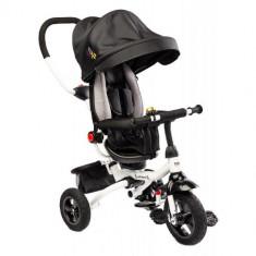 Tricicleta Pliabila Wroom Black