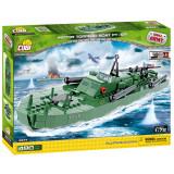 Set de construit Cobi, World War II, Motor Torpedo Boat PT-109 (480 pcs)