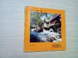 SIBIEL -  Satele Romaniei -  Ion Miclea -  ZOSIM OANCEA (autograf) - 1979