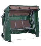 Husa protectie mobilier gradina, Verde, 215x155x150 cm | arhiva Okazii.ro