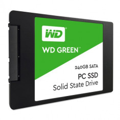 "Solid State Drive(SSD) Western Digital Green, 240GB, 2.5"", SATA III"