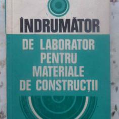 INDRUMATOR DE LABORATOR PENTRU MATERIALE DE CONSTRUCTII - A. STEFANESCU-GOANGA