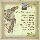 CD Vin Colindătorii (Colinde Și Cântece De Iarnă): Stefan  Hrusca, Paula Seling