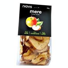 Mere Fructe Uscate 50gr Niavis Cod: NIA101