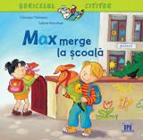 Cumpara ieftin Max merge la scoala/Christian Tielmann, Sabine Kraushaar