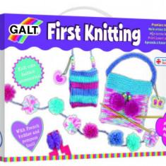 Primul meu set de tricotat, Galt