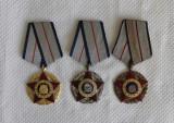 ORDINUL MERITUL MILITAR CLASA I II III