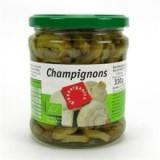 Ciuperci Champignon Bio Green Organics 330g/170g Cod: bg192149