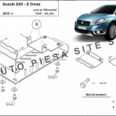 Scut metalic diferential spate Suzuki SX4 S-Cross 4X4 fabricat incepand cu 2013 APS-00,161