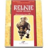 Manual Religie pentru clasa a X-a - Ionut Codreanu, Alina Ladar, Mihai Hau