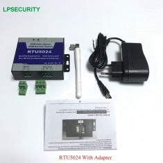 Releu GSM RTU5024 9-15V 1 canal 10A cu aplicatie Android / IOS