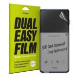 Folie Samsung Galaxy S10 - Ringke Dual Easy Full Cover Invisibile