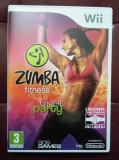 Pachet Zumba Fitness(3 jocuri+centura), pentru Wii, original!