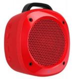 Boxa Portabila Divoom Airbeat-10, Bluetooth, 4W, cu sistem de prindere pentru biciclete si ventuza pentru parbriz, rezistenta la ploaie (Rosu), Apple