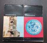 ORNAMENTICA - O GRAMATICA A FORMELOR DECORATIVE - 2 VOLUME - FRANZ SALES MEYER