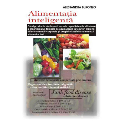 Alimentatia inteligenta - Alessandra Buronzo foto