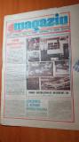 ziarul magazin 25 octombrie 1986-targul international bucuresti '86