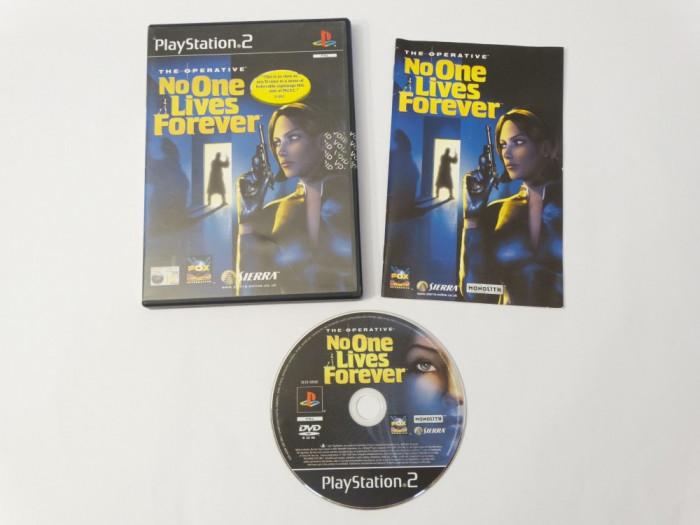 Joc Playstation 2 - PS2 - No One Lives Forever