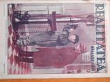 Revista Realitatea Ilustrata, 26 mart. 1931, voievodul de Alba Iulia Mihai