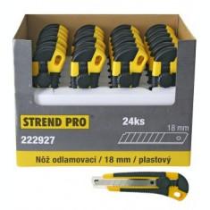 Cutter 18mm, plastic,Strend Pro