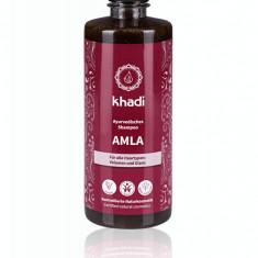 Sampon cu amla pentru volum si stralucire Khadi 500ml