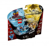 Set de constructie LEGO Ninjago Spinjitzu Nya si Wu