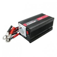Invertor curent de la 12V la 220V 300W Carpoint Auto Lux Edition