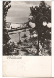 CPIB 15936 CARTE POSTALA - VASILE ROAITA. VEDERE DE PE TERASA CAZINOULUI, RPR, Circulata, Fotografie