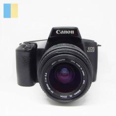 Canon EOS 1000F cu obiectiv Sigma DL Zoom 35-80mm f/4-5.6