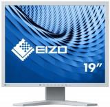 Monitor IPS LED EIZO 19inch S1934H-GY, 1280 x 1024, VGA, DVI, DisplayPort, Boxe, 14 ms (Gri)