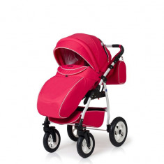 Carucior copii 3 in 1 Germany Coral