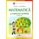 Matematica si explorarea mediului manual pentru clasa I, autor Tudora Pitila