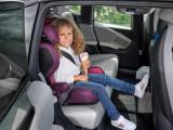 Scaun auto cu isofix Mako Core Power Berry, Recaro