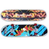 Placa skateboard din lemn, 78 cm