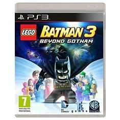 Lego Batman 3: Beyond Gotham - PS3 [Second hand], Actiune, Toate varstele, Multiplayer