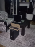 Computer PC Integral Monitor,Mouse si Tastatura., Intel Pentium 4, Asrock