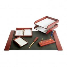 Set birou lux Forpus 471146 lemn