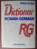 Dictionar roman german- Mihai Anutei