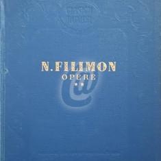 Opere, vol. II (Filimon)
