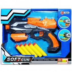 Pistol spatial cu ventuze