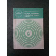 MIRCEA ALEXAN - FRUCTELE SI LEGUMELE * FACTORI DE TERAPIE NATURALA