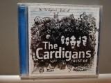 The Cardigans - Best Of  (2008/Universal/Germany) - CD ORIGINAL/Sigilat/Nou, universal records